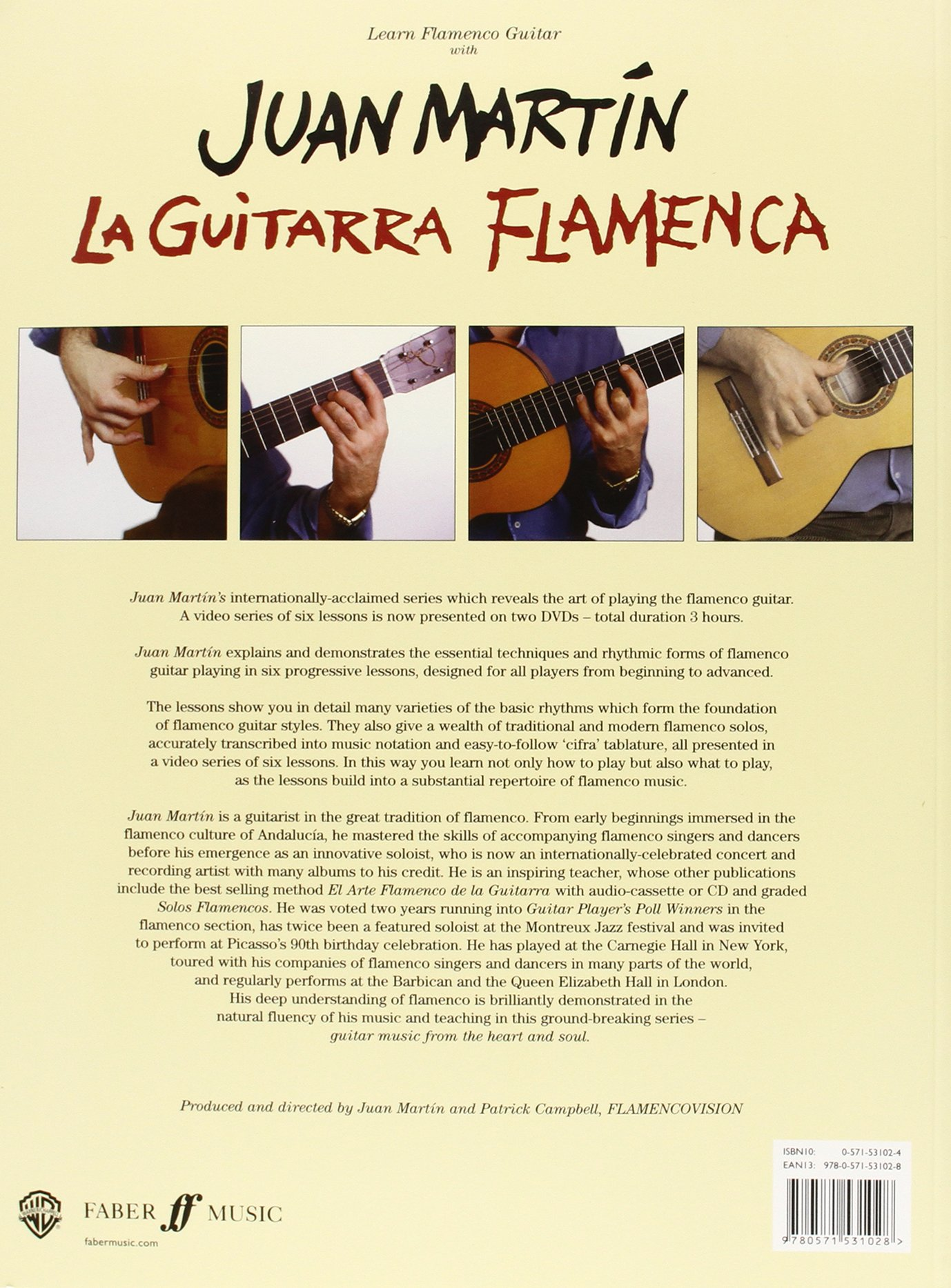 Martin, J: La Guitarra Flamenca (Pvg): Amazon.es: Martin, Juan ...