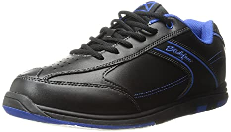 13f79fd31c5 Strikeforce Flyer Black Mag Blue Wide Width Bowling Shoes Men s Size 11