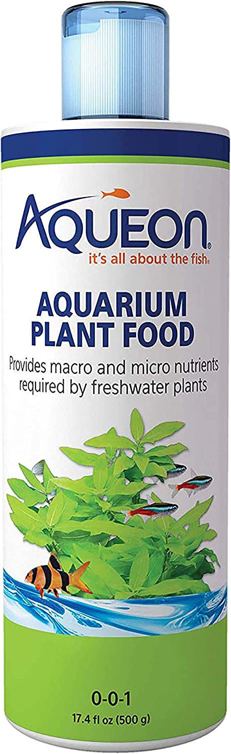 Aqueon Aquarium Plant Food, 17.4 Ounce