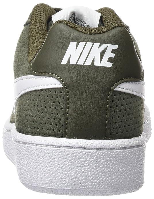 low priced e3d70 9697d Nike Court Royale Suede, Scarpe da Tennis Uomo, Marrón (Cargo Khaki   White),  38.5 EU  Amazon.it  Scarpe e borse