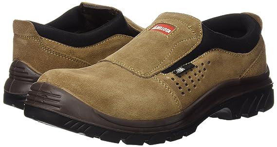 Zapatos de seguridad sin cordones Beta Work 7334t Jerez Mocasines de Piel SC
