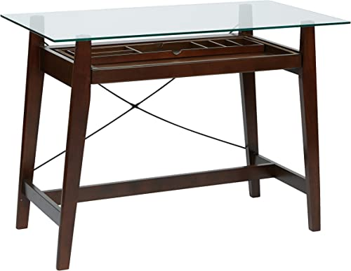 Office Star Tribeca 42-Inch Solid Wood and Veneer Computer Desk Review