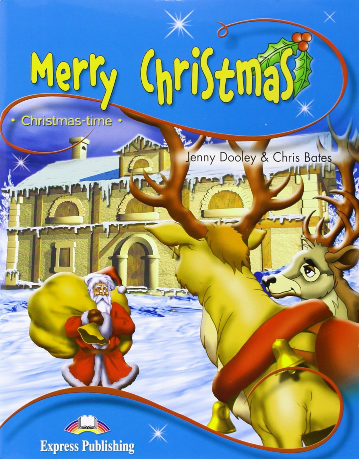 Merry Christmas Set with Audio Cd/dvd-rom Pal ebook