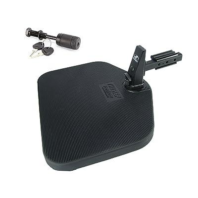 Heininger 3062 Portable PET Twistep Dog Hitch Step with Hitch Lock: Automotive