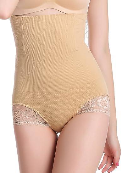 522757bcd3 DODOING Women Tummy Control Panties Hight Waist Butt Lifter Postpartum  Slimming Uderwear Body Shaper Hip Enhancer