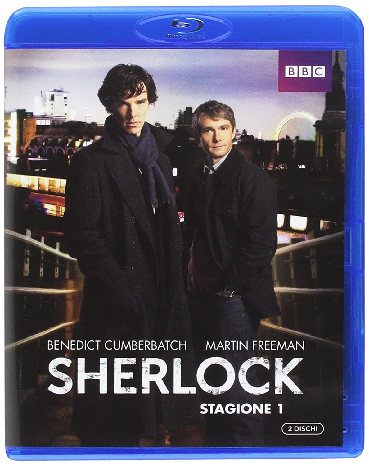Sherlock - Definitive Edition - Stagione 1 Completa (2010) Full Blu Ray 1:1 AVC ITA-ENG DTS-HD MA 5.1