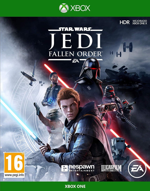 Star Wars Jedi Fallen Order - Xbox One: Amazon.es: Videojuegos