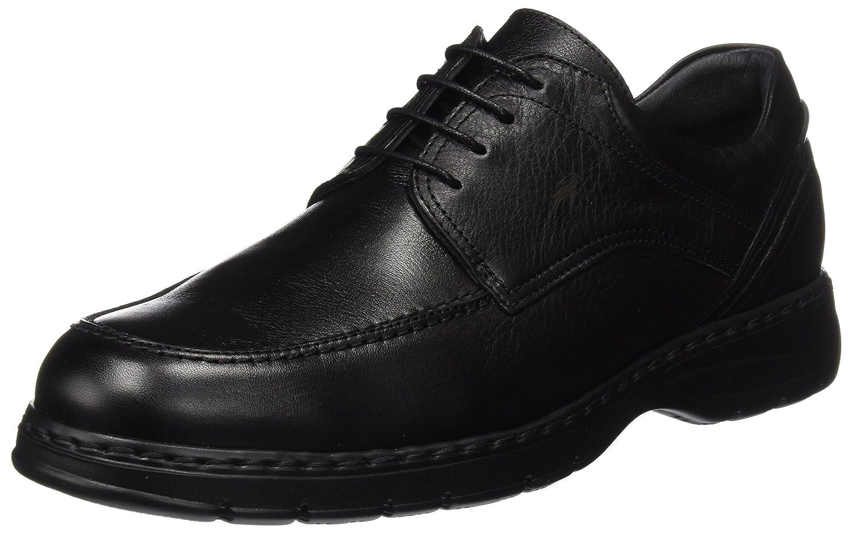 TALLA 42 EU. Fluchos Crono, Zapatos de Cordones Derby para Hombre