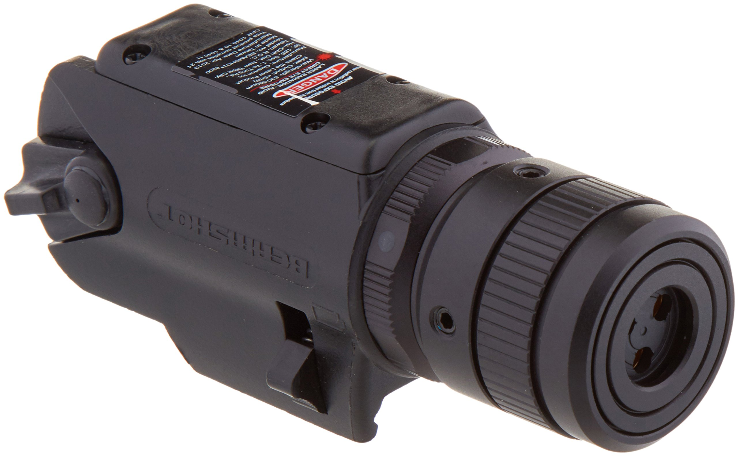 BEAMSHOT BS8200S Tri-Beam Laser Sight for Rapid Target Acquisition/Unique TRI-Beam Laser Design by Beamshot(CR123A Battery included) by Beamshot