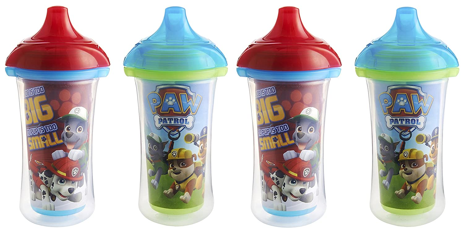 Munchkin Paw Patrol Click Lock Insulated Sippy Cup 15803