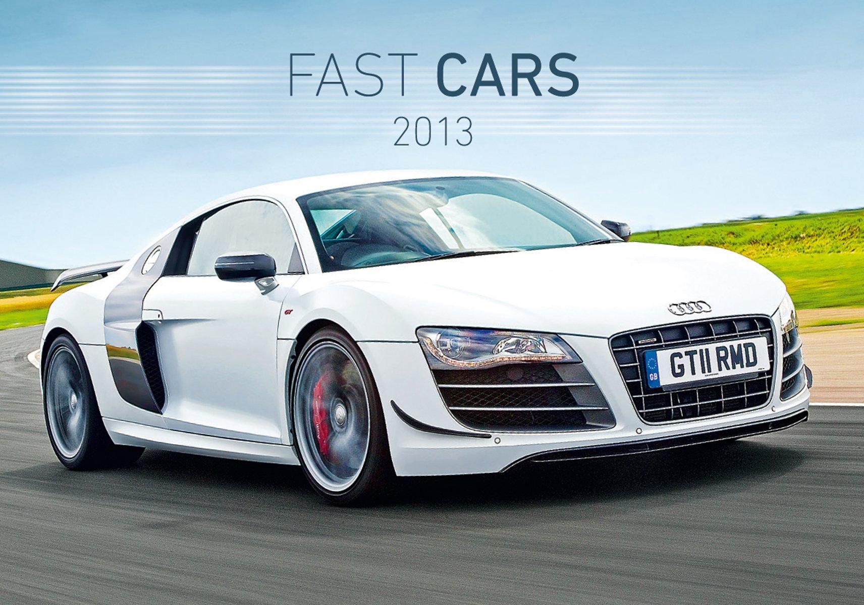 Fast Cars, Bildkalender 2013