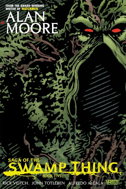 Saga of the Swamp Thing Book Five pdf epub