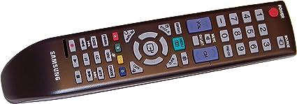 NEW SAMSUNG Remote Control for  PN51D7000 PN51D7000FF PN51D7000FFXZA