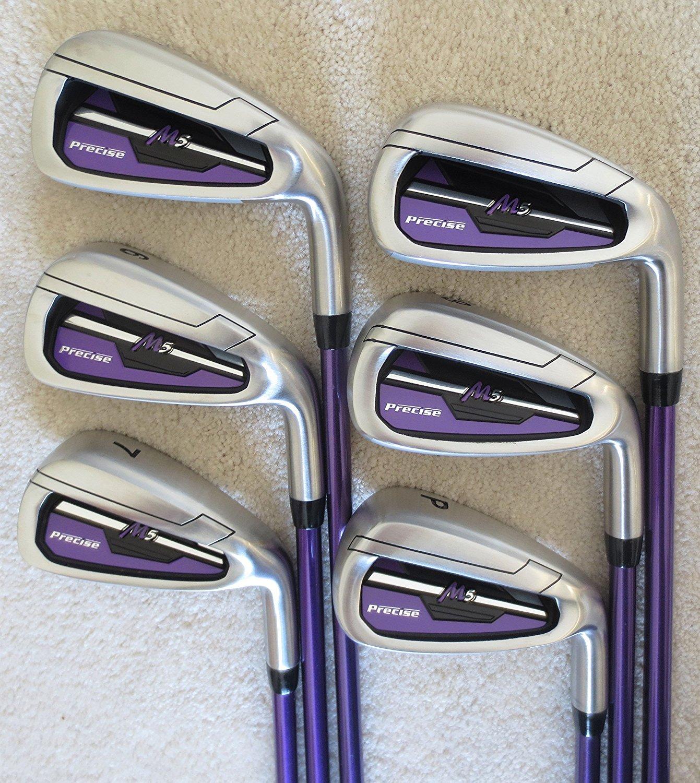 Amazon.com: Petite Womens Set Completo de Palos de Golf para ...