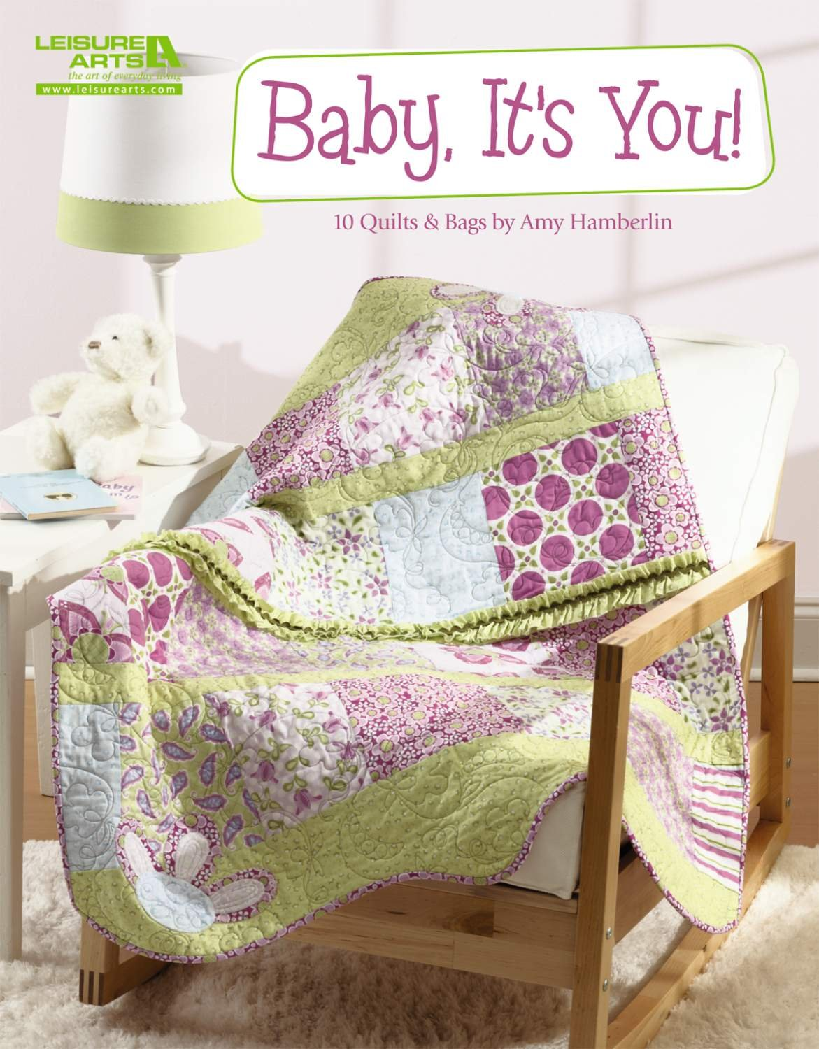 Baby Quilts Bags Leisure Arts product image