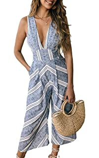 Professional Sale Missufe Sleveless O Neck Female Jumpsuits Overalls Drawstring Elastic Waist Bodysuits Women 2019 Casual Summer Solid Playsuits Cheapest Price From Our Site Jumpsuits