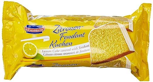 Kuchenmeister zitronenkuchen