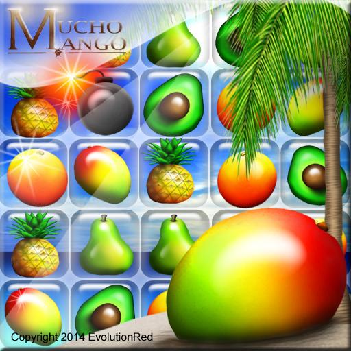 Mucho Mango - Match Three In 3-D