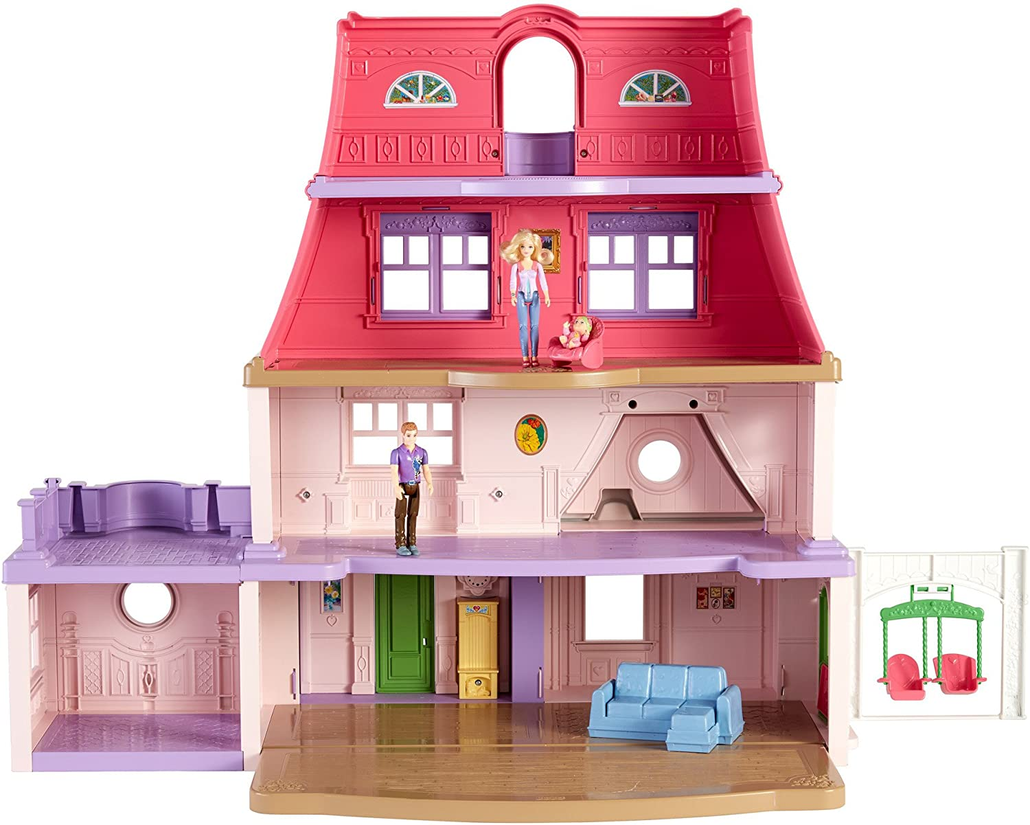 9 Best Fisher Price Dollhouse Reviews of 2021 18