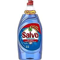 Salvo Power Clean Lavatrastes Liquído 900Ml