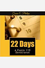 22 Days: A Psalm 119 Devotional Audible Audiobook