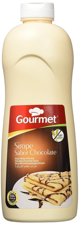 Gourmet Sirope con Sabor a Chocolate - 1200 g