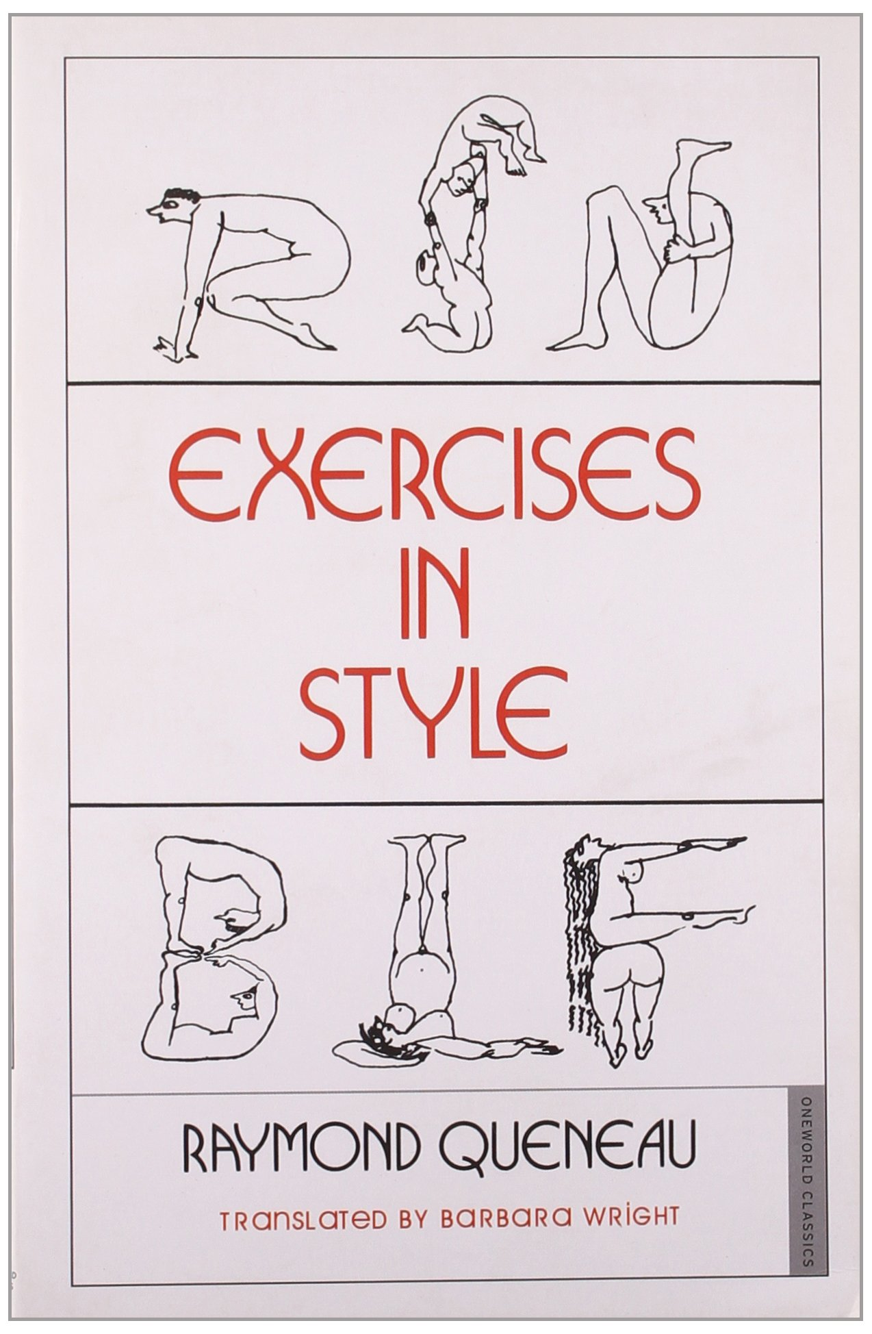 Exercises in Style pdf epub