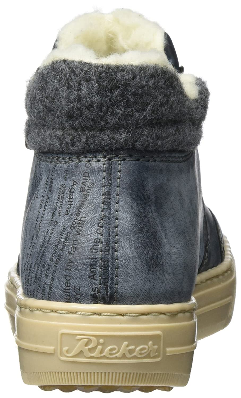 Rieker N5653 14 | MARINE | Chaussures Parent