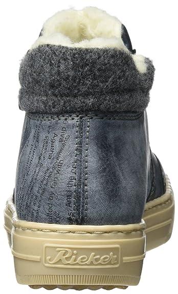 Rieker Chaussures Sacs L5951 Femme Bottes Et xpCPHw