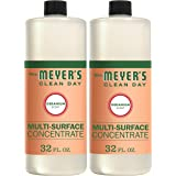 Mrs. Meyer's Clean Day Multi-Surface Cleaner Concentrate, Use to Clean Floors, Tile, Counters,Geranium Scent, 32 oz…