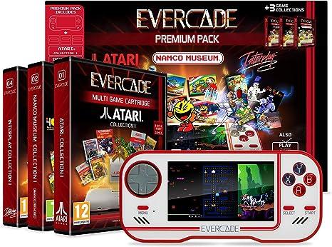 Oferta amazon: Evercade Premium Pack - Hardware