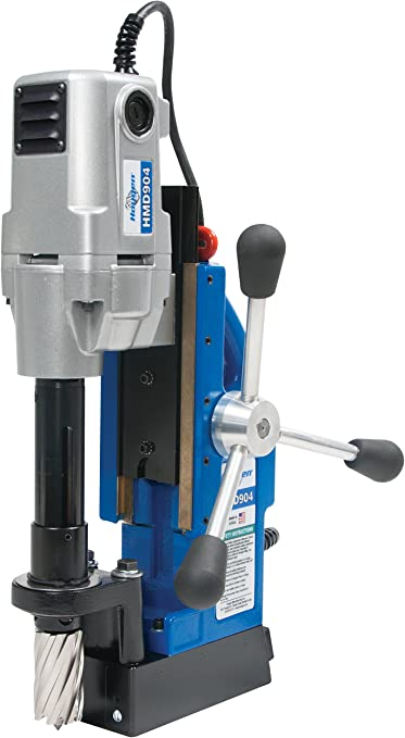 Best Magnetic Drill Press: Hougen HMD904 115-Volt Magnetic Drill
