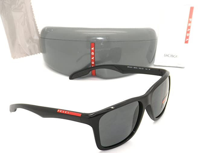 2356bbf06c Image Unavailable. Image not available for. Colour  New Authentic Prada  Sunglasses PS 04OS ...