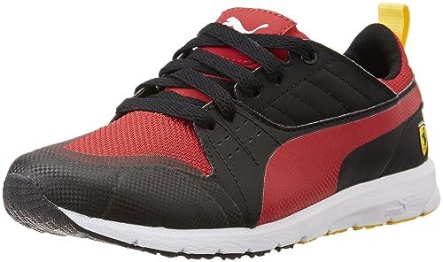 Puma Pitlane SF Junior Black Rosso 36088502 v3yXAKe
