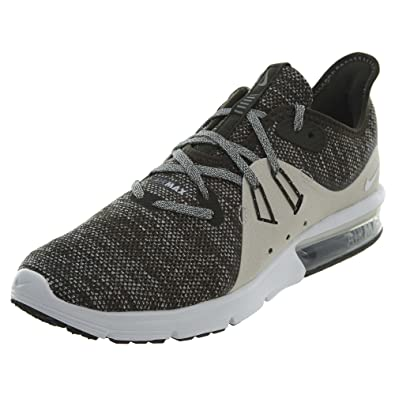 05ac760c7f NIKE Men's Air Max Sequent 3 Running Shoes, Multicoloured (Sequoia/Summit  White 300