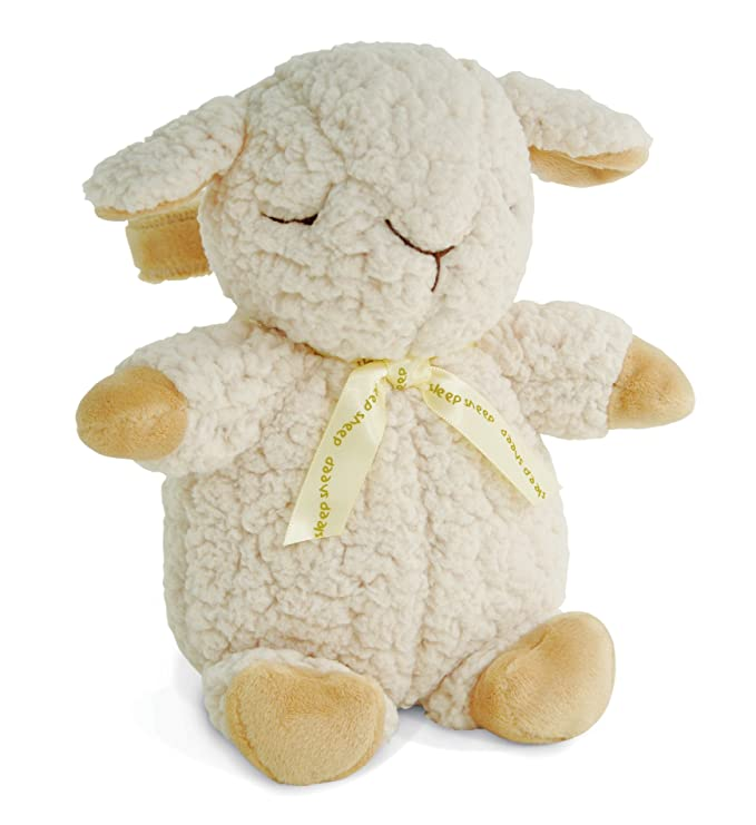 Cloud b Sleep Sheep On The Go Travel Sized White Noise Sound Machine