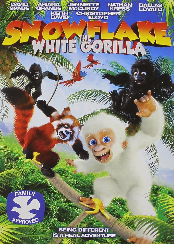 Uncategorized Snowflake The White Gorilla amazon com snowflake the white gorilla dvd movies tv