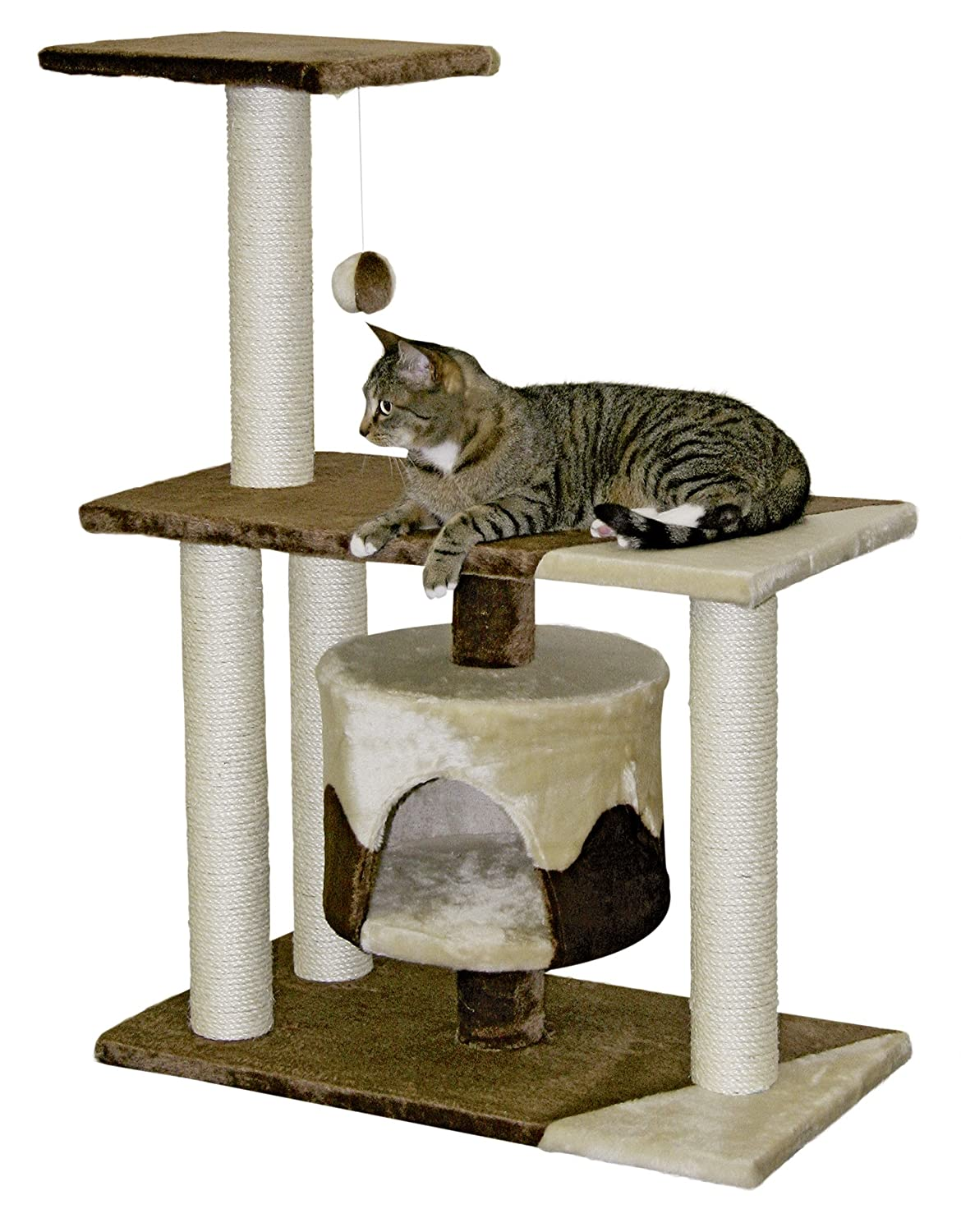 Cat Tree Scratching Post UK