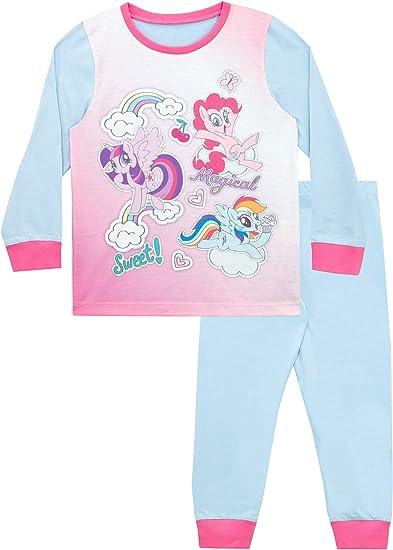 Pigiama Due Pezzi Ragazza My Little Pony Hasbro