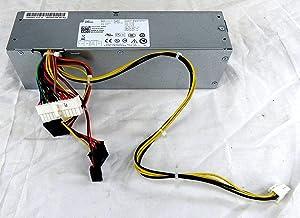 For Dell Optiplex 390 790 990 3010 SFF desktop Power Supply CCCVC H240AS-00 SFF Computer Power Supply 240 Watt (Certified Refurbished)