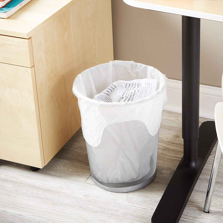 Flap Tie Lavender Sweet Vanilla Odor Control Hefty Small Trash//Garbage Bags