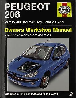 Peugeot 208 and workshop service repair manual.