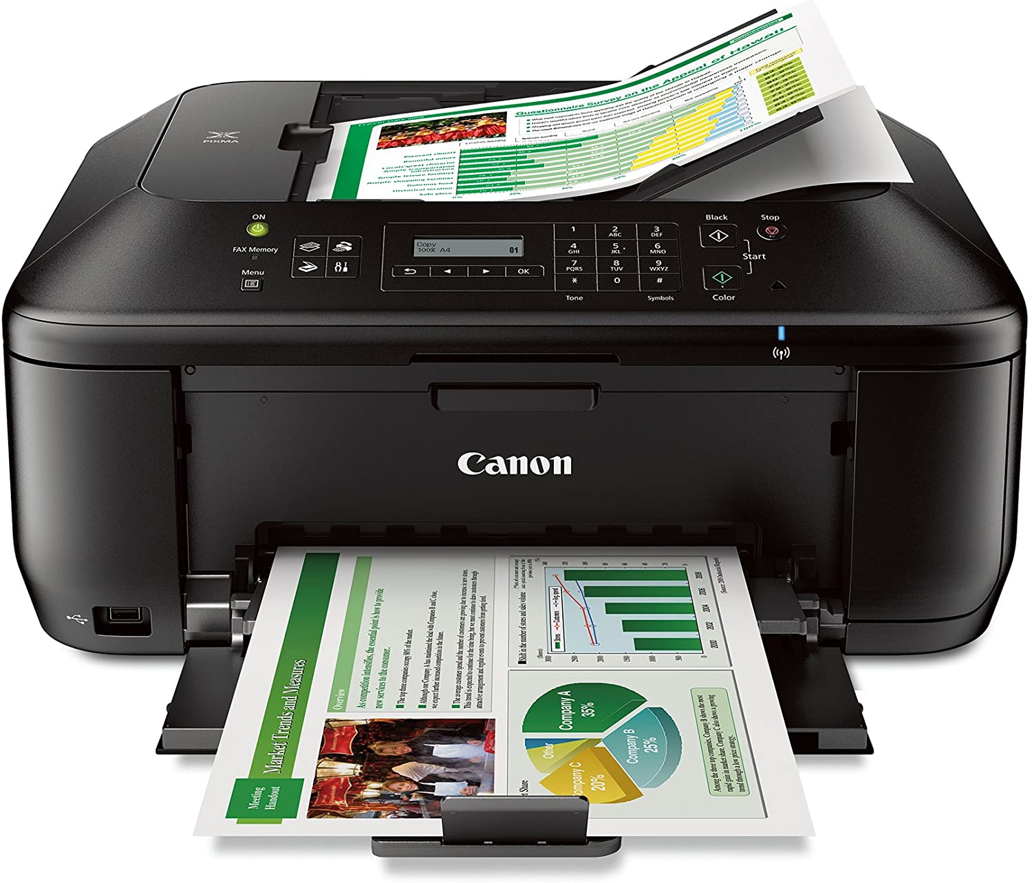 Canon Office Products MX532