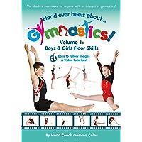 Head Over Heels Gymnastics Volume 1: Floor Skills [DVD] [Reino Unido]
