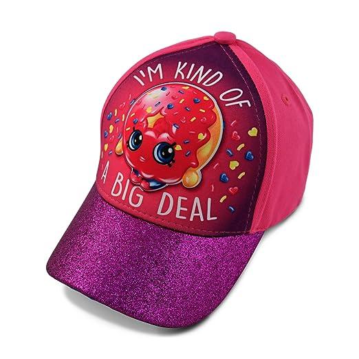 promo code 9dc1b d3105 ... ebay shopkins little girls 3d pop baseball cap featuring dlish donut  4607b 098fb