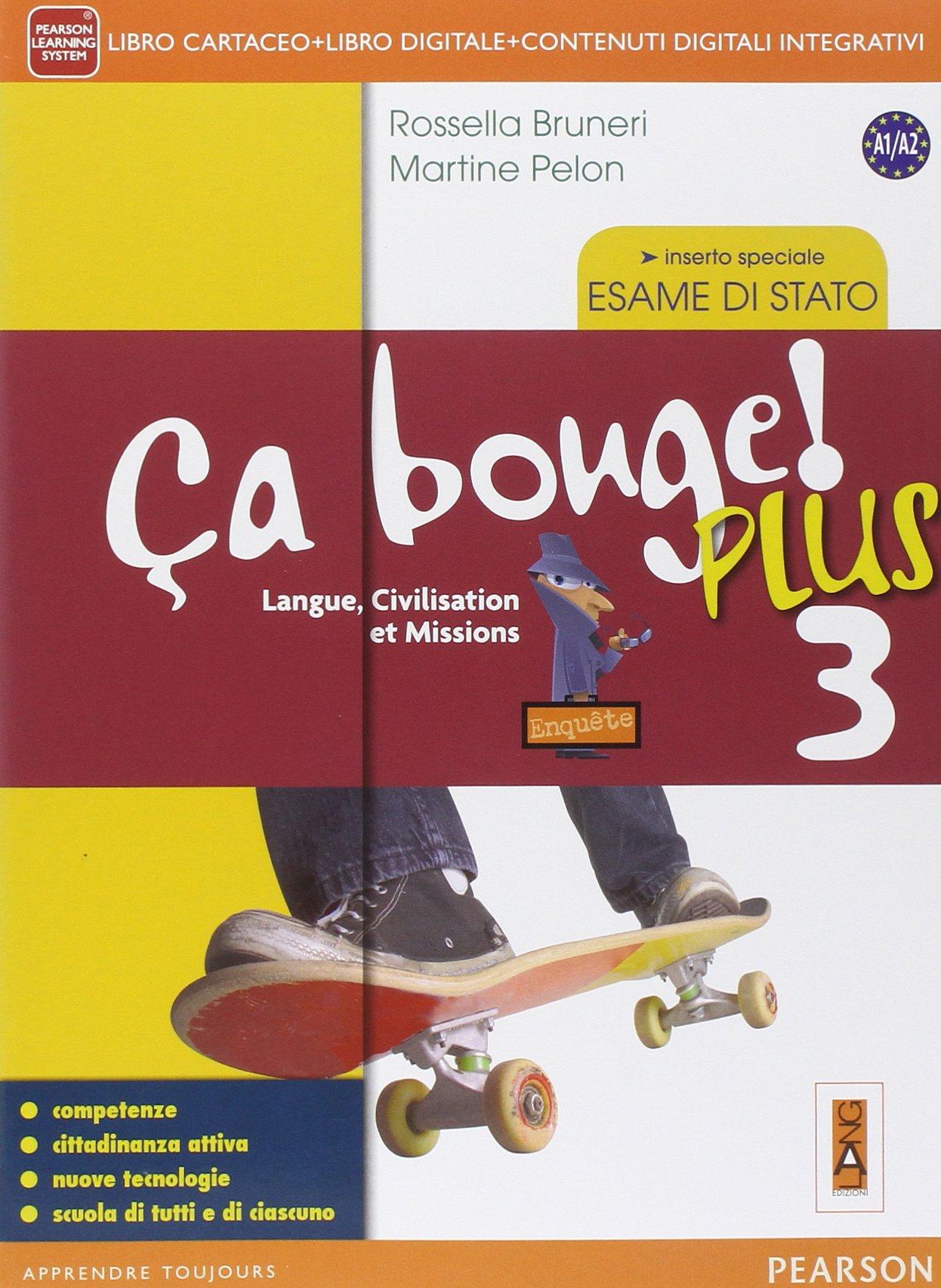 Ca Bouge! Plus Vol. 3 - Langue, Civilization et Missions