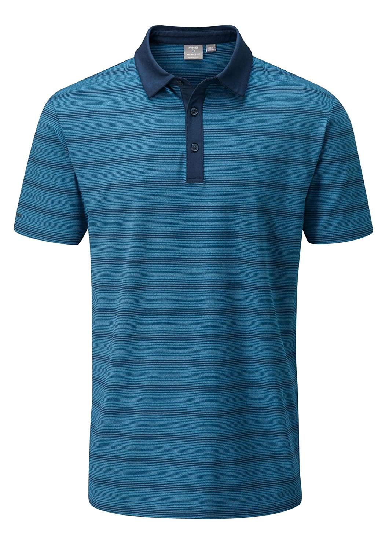 [ピング] メンズ シャツ PING Men's Eugene Golf Polo [並行輸入品] XXL  B07TF5DW2Q