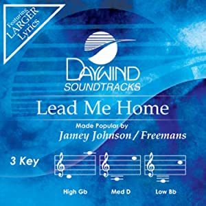 Lead Me Home [Accompaniment/Performance Track] (Daywind Soundtracks)