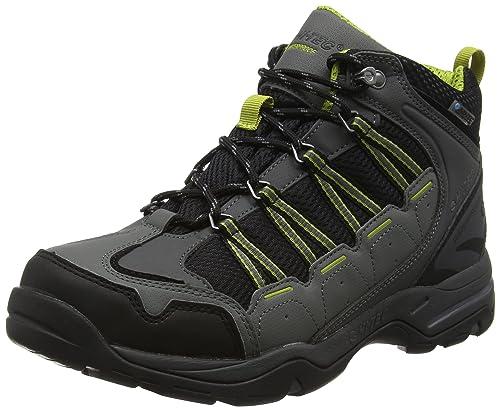 Zapatos grises HI-TEC Storm para hombre xGmf9oV8
