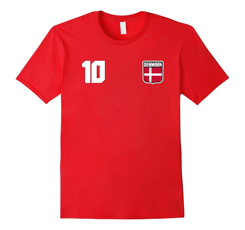 DENMARK T-shirt Danmark Danish Tee Soccer Football Futbol – Hntee.com ad209a8f5